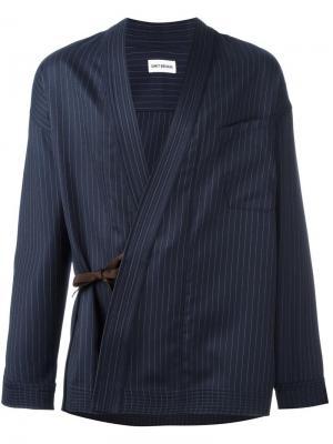 Пиджак-кимоно Umit Benan. Цвет: чёрный