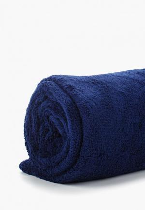 Полотенце Joss Towel. Цвет: синий