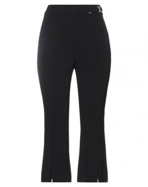 Повседневные брюки GAUDÌ. Цвет: черный