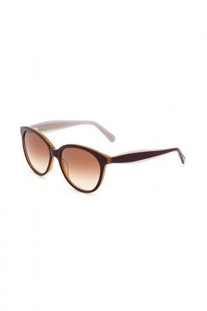 Очки солнцезащитные Enni Marco. Цвет: сиреневый