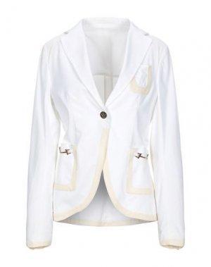 Пиджак COAST WEBER & AHAUS. Цвет: белый