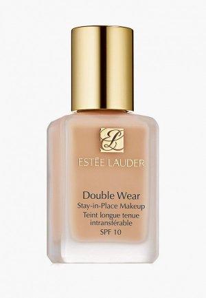 Тональное средство Estee Lauder устойчивое Double Wear Stay-in-Place Makeup SPF 10 1W2 Sand 30 мл. Цвет: бежевый