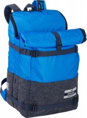 Рюкзак 3+3 EVO Babolat. Цвет: голубой