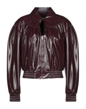 Куртка ANNARITA N. Цвет: баклажанный