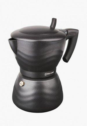 Кофеварка Rondell Walzer. Цвет: серый