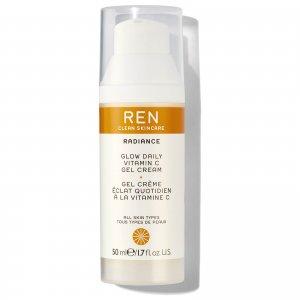Крем-гель с витамином Glow Daily Vitamin C Gel Cream 50 мл REN