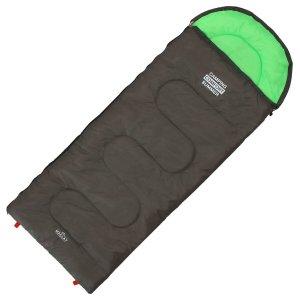 Спальник 2-слойный, r одеяло+подголовник 185 x 70 см, camping comfort summer, таффета/таффета, +15°c Maclay
