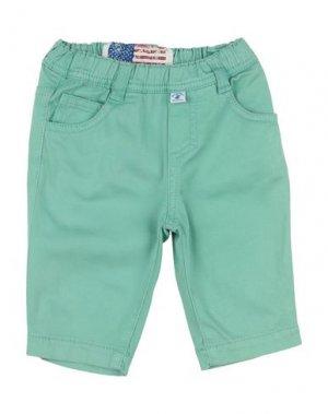 Повседневные брюки BEVERLY HILLS POLO CLUB. Цвет: светло-зеленый
