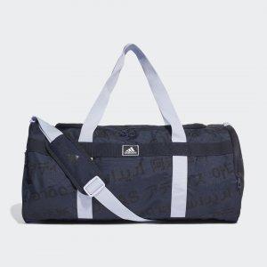 Спортивная сумка 4ATHLTS DUF MG Performance adidas. Цвет: черный