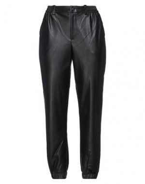 Повседневные брюки JACQUELINE de YONG. Цвет: черный