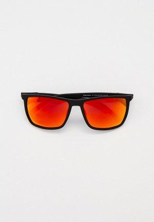 Очки солнцезащитные Greywolf GW5108. Цвет: черный