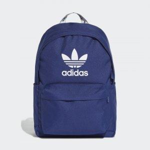 Рюкзак Adicolor Originals adidas. Цвет: белый