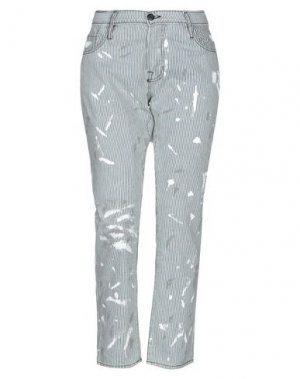 Повседневные брюки NSF. Цвет: синий