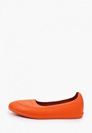 Галоши Swims Classic. Цвет: оранжевый