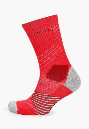 Носки Salomon XA PRO. Цвет: красный
