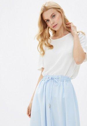 Блуза Elena Andriadi. Цвет: белый