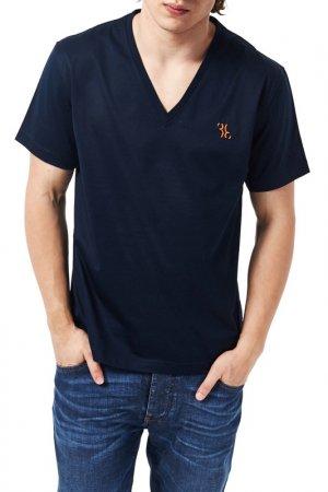 T-shirt Billionaire. Цвет: blue