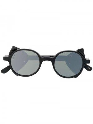 Солнцезащитные очки Reunion Flap L.G.R. Цвет: черный