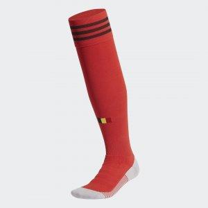 Домашние гетры сборной Бельгии Performance adidas. Цвет: красный