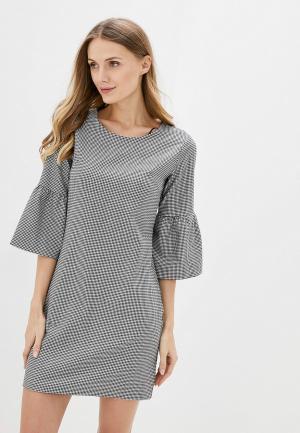 Платье adL. Цвет: серый