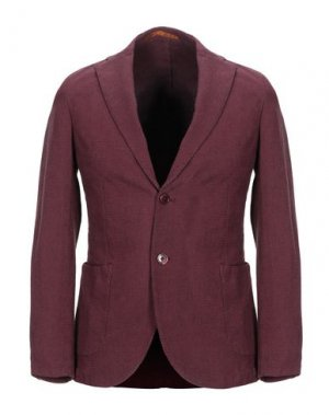 Пиджак GABARDINE. Цвет: пурпурный