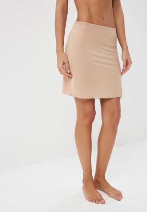 Комбинация Triumph Body Make-Up Skirt 01. Цвет: бежевый