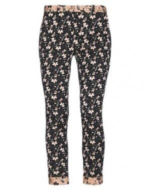 Повседневные брюки IXOS. Цвет: черный