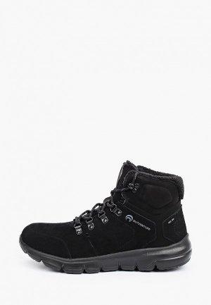 Ботинки Outventure Edmonton. Цвет: черный