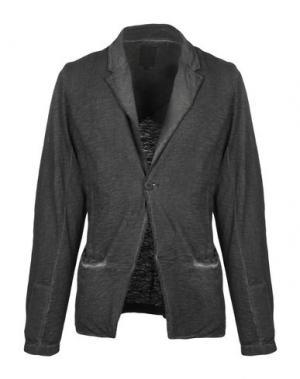 Пиджак THOM KROM. Цвет: стальной серый