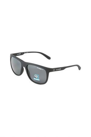 Очки солнцезащитные Arnette. Цвет: matte black