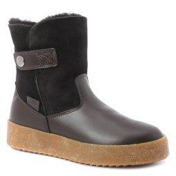 Ботинки 6191 темно-коричневый ANTARCTICA