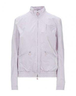 Куртка GEOSPIRIT. Цвет: сиреневый