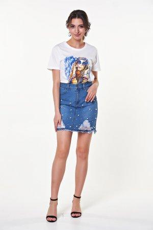 Юбка джинсовая №2 Valentina