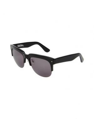 Солнечные очки GREY ANT. Цвет: черный