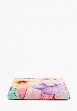 Полотенце Bradex. Цвет: розовый