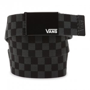 Ремень Deppster II Web VANS. Цвет: черный