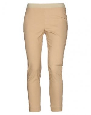 Повседневные брюки LIVIANA CONTI. Цвет: песочный