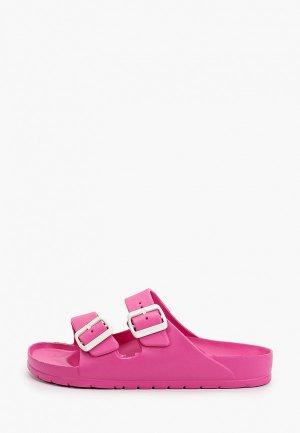 Сланцы Ayo. Цвет: розовый