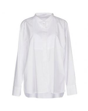 Pубашка EXETERA. Цвет: белый
