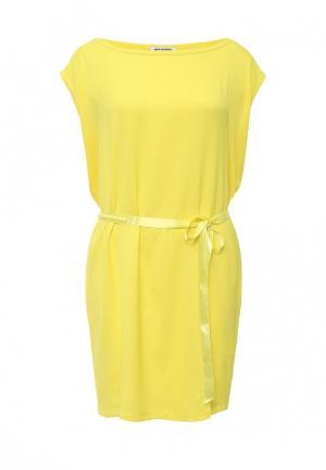 Платье BeaYukMui. Цвет: желтый