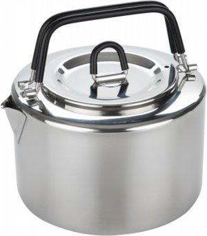 Чайник Teapot 1.5 L Tatonka. Цвет: серебристый