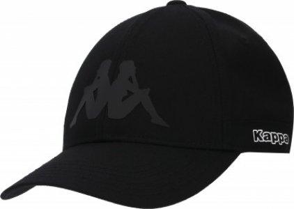 Бейсболка мужская Kappa. Цвет: черный