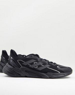 Полностью черные кроссовки adidas Training X9000L2-Черный цвет performance