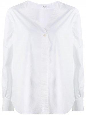 Рубашка Tania с длинными рукавами Filippa K. Цвет: белый