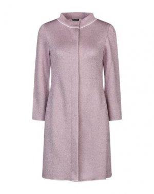 Легкое пальто CHARLOTT. Цвет: розовый