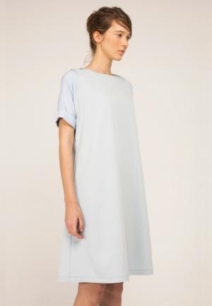 Платье Base Forms. Цвет: голубой