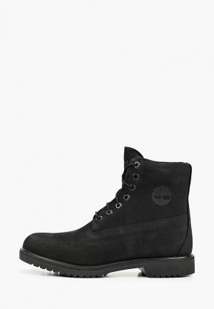 Тимберленды Timberland TBL 1973 Newman6 Boot WP BLACK. Цвет: черный