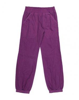 Повседневные брюки DIMENSIONE DANZA. Цвет: розовато-лиловый