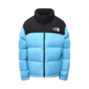 Куртка The North Face. Цвет: синий
