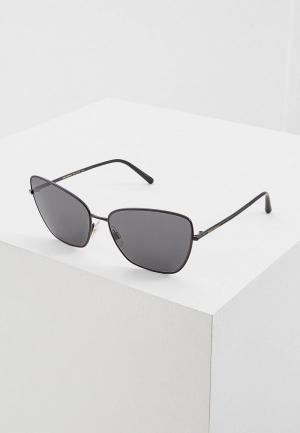 Очки солнцезащитные Dolce&Gabbana DG2208 01/87. Цвет: черный